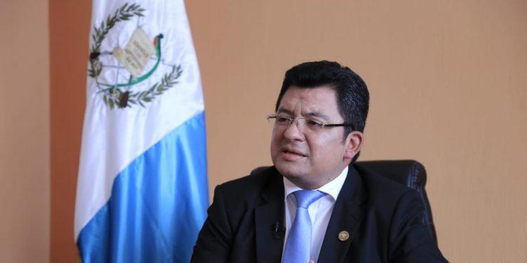 Foto: Gilber García/Otto Barrera, secretario ejecutivo de Conalfa.