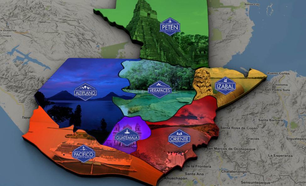 mapa Guatemala 360