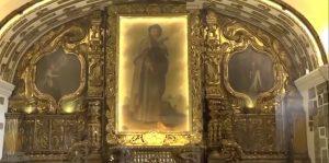 San Judas Tadeo, Parroquia Nuestra Señora de La Merced.