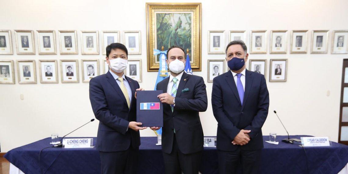Guatemala y República de China (Taiwán)