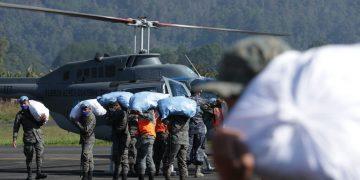 Guatemala hace llamamiento internacional