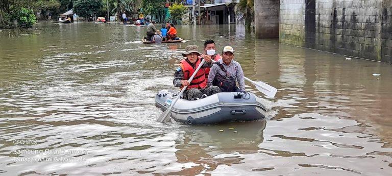 familias de Alta Verapaz afectadas por IOTA