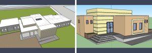 imágenes de las nuevas sedes de Segeplan