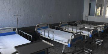 Inauguran Centro de Atención Permanente (CAP) en donde funcionan los Centros de Aislamiento Temporal para pacientes con COVID-19./Foto: MSPAS.