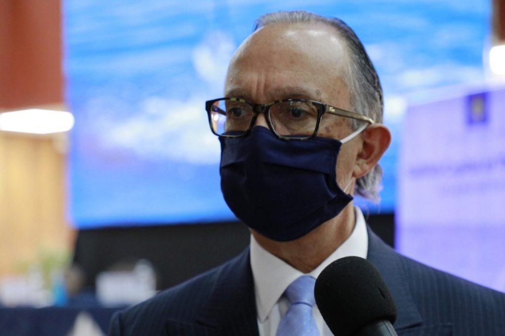Mynor Cordón director Inguat