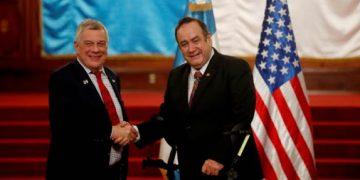 Michael G. Kozak, subsecretario interino del Departamento de Estado de Estados Unidos