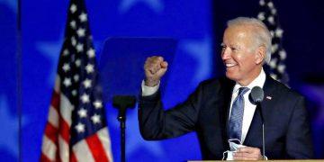 nuevo presidente de Estados Unidos Joe Biden