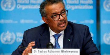 Conferencia director de la OMS