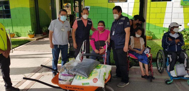 Programa de Apoyo Alimentario beneficia a familais vulnerables del municipio de Guatemala