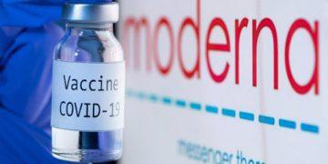 Vacuna de moderna contra COVID-19