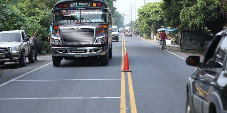 Este proyecto, de 13 kilómetros, mejorará la transitabilidad entre los municipios de La Gomera, La Democracia y Siquinalà.