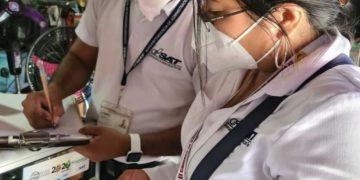 SAT presenta resultados del plan de fiscalización a comercios en Semana Santa