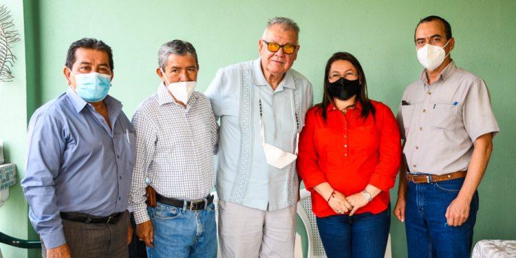 Copadeh inaugura sede en Baja Verapaz