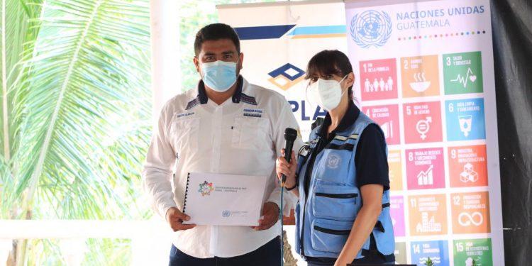 Continúan acciones para apoyar a familias afectadas por Eta y Iota en Izabal