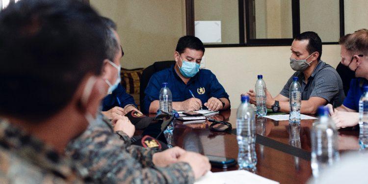 Ejército de EE. UU. apoyará al desarrollo de Alta Verapaz
