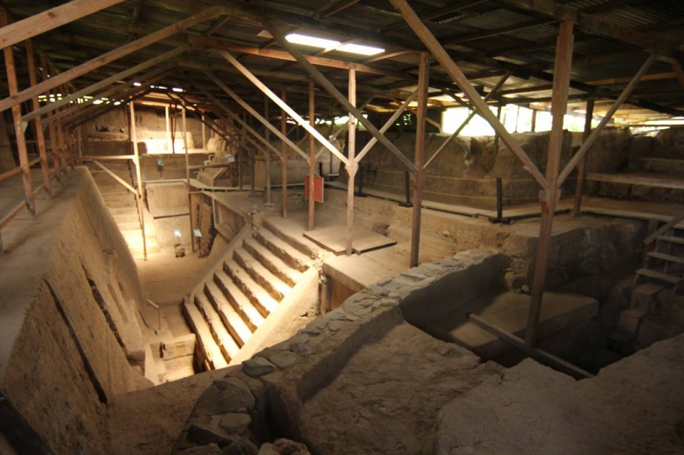 Sitio arqueológico Kaminal Jujú./Foto: MCD.