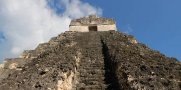 Parque Nacional Tikal./Foto: MCD.