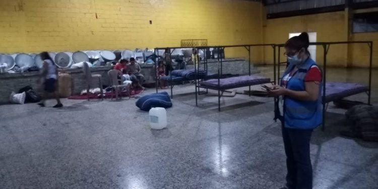 SOSEP habilita dos albergues en Suchitepéquez y Guatemala