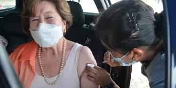 Realizarán vacunación masiva la próxima semana./Foto: Archivo.