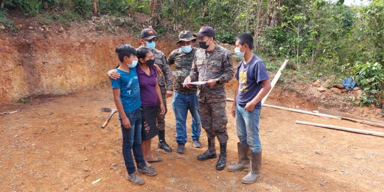 Empieza construcción de viviendas para afectados por Eta y Iota en Alta Verapaz y Zacapa