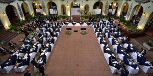 La primera reunión del Conadur se realizó el 19 de febrero en Palacio Nacional de la Cultura