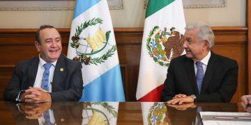 Por invitación del presidente Andrés Manuel López Obrador, el presidente Alejandro Giammattei visitó México el 3 y 4 de mayo.