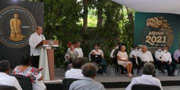 Presidente Alejandro Giammattrei hace visita oficial a México