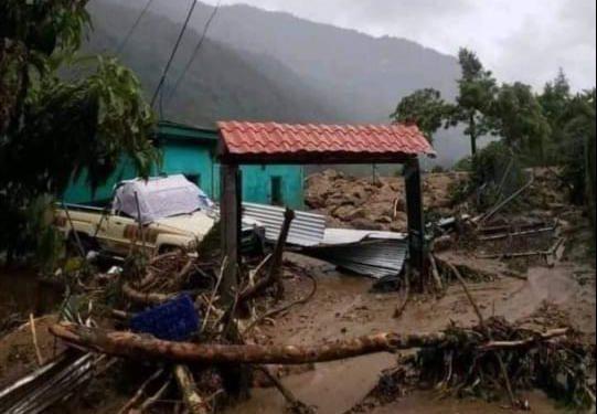 Brindan atención a más de 5 mil afectados por aguaceros en Guatemala y Quetzaltenango
