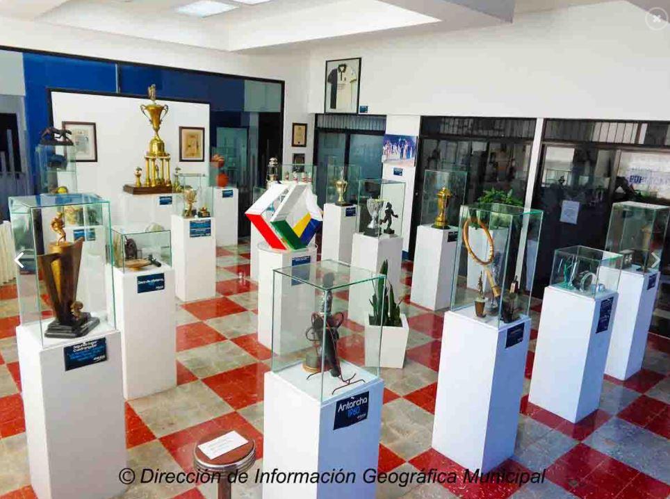 Museo del Palacio de los Deportes