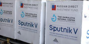 El plan de vacunación contra el COVID-19 contará con un nuevo lote de dosis de Sputnik V. Foto: archivo