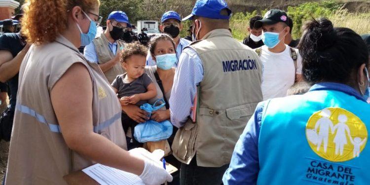 El Gobierno de Guatemala busca fortalecer el apoyo a migrantes