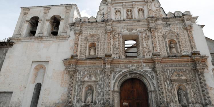 Ministerio de Cultura creará plan para rescatar iglesia de Camotán