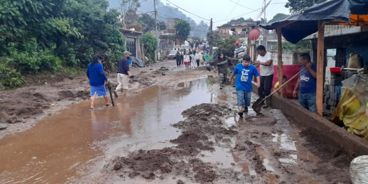 Temporada de lluvias afecta a más de 400 mil guatemaltecos