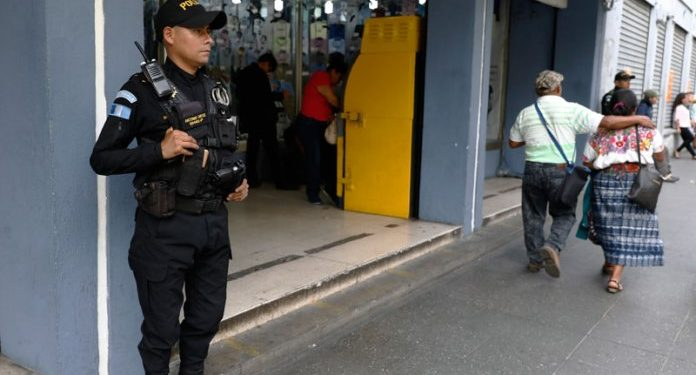 Policía Nacional Civil desplegará agentes por pago del bono 14