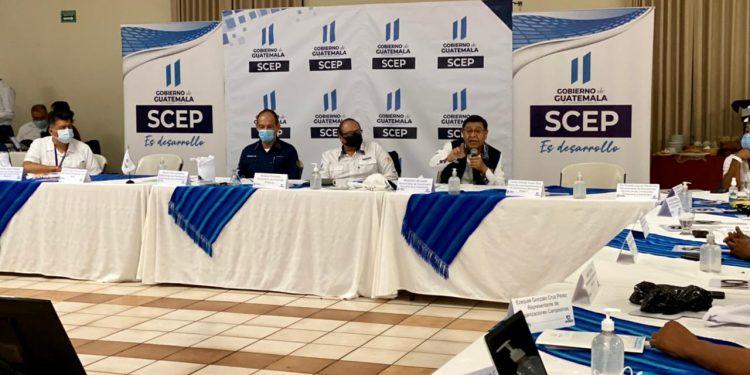 La Comisión de Descentralización es liderada por el titular de la SCEP, Álvaro Díaz