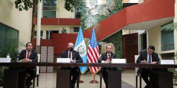 Guatemala y Estados Unidos establecen acciones para un retorno seguro y ordenado de migrantes