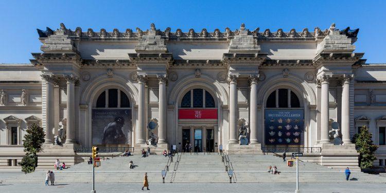 Museo Metropolitano de Arte de Nueva York, Estados Unidos.