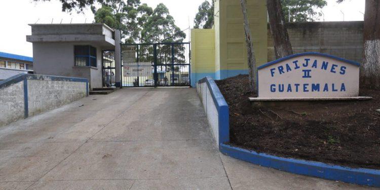 Supervisan cárcel Fraijanes II para ampliar Nuevo Modelo de Gestión Penitenciaria