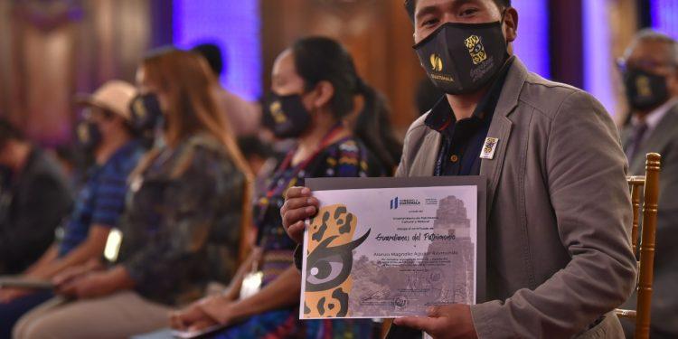 Guatemala cuenta con 70 Guardianes del Patrimonio para su protección