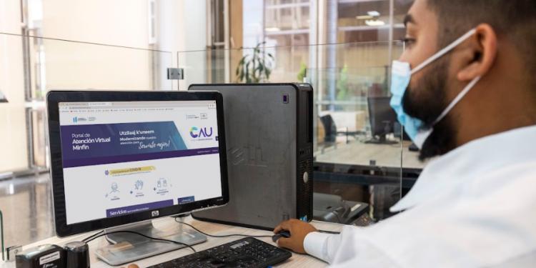 Finanzas lanza el primer portal web inclusivo para atención al público