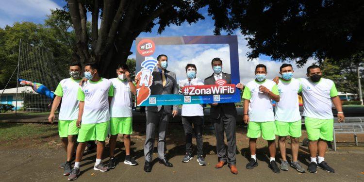 Ministerio de Cultura lanza Zona WiFit en centros deportivos